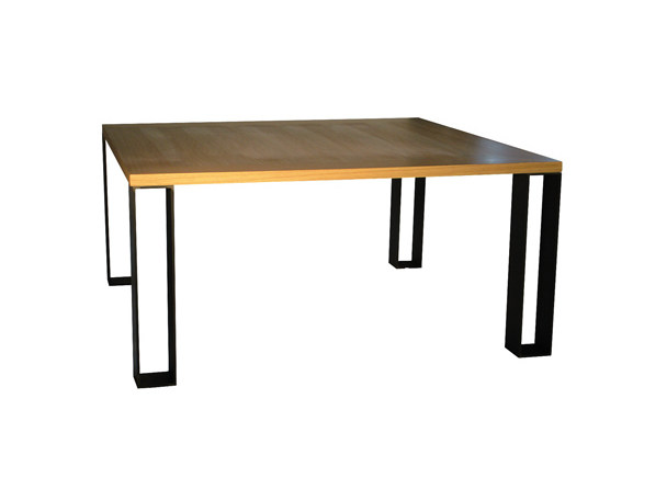 Square dining table BEMOL | Table by Ph Collection