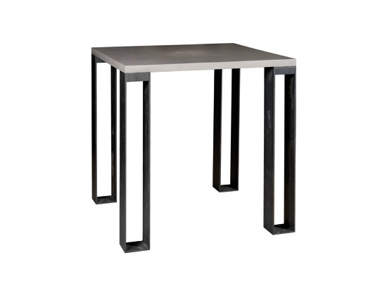 Square high table BEMOL BAR | High table by Ph Collection