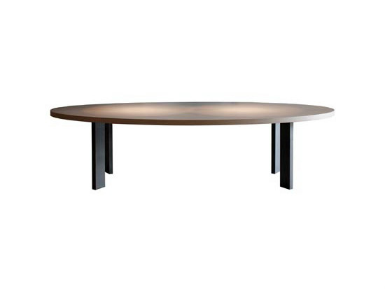 Oval dining table ELLIPSE | Table by Ph Collection