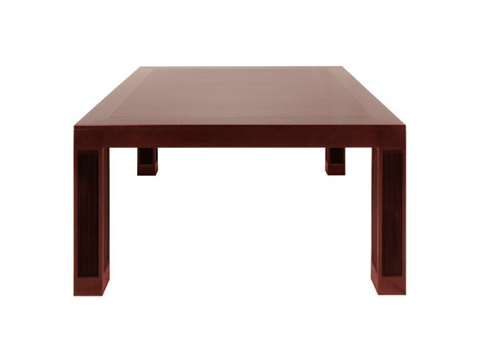 Square dining table SQUARE | Table by Ph Collection