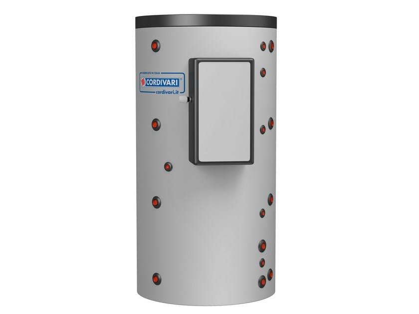 Boiler for solar heating system PUFFERMAS® by CORDIVARI