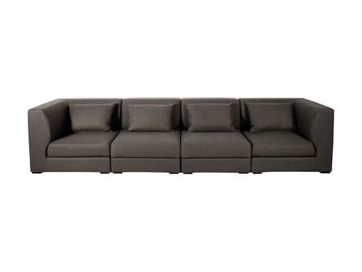 Sectional modular sofa TRULLI | Sofa by Ph Collection