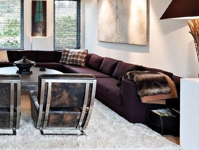 Corner sectional sofa DAVID | Sectional sofa by Ph Collection
