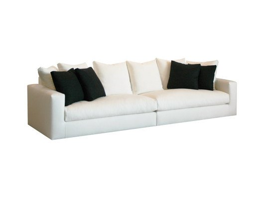 Sectional sofa with removable cover LOUISA | Sofa by Ph Collection