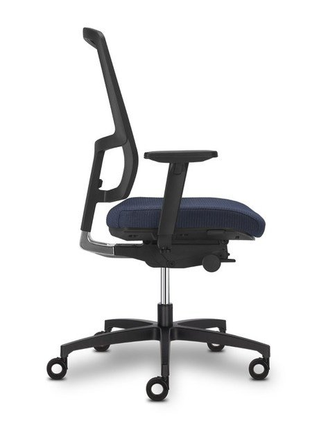 Height-adjustable ergonomic task chair with 5-Spoke base 4 YOU | Task chair by SitLand