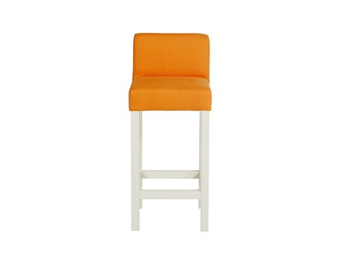 Upholstered stool CAPUCINO BAR | Stool by Ph Collection