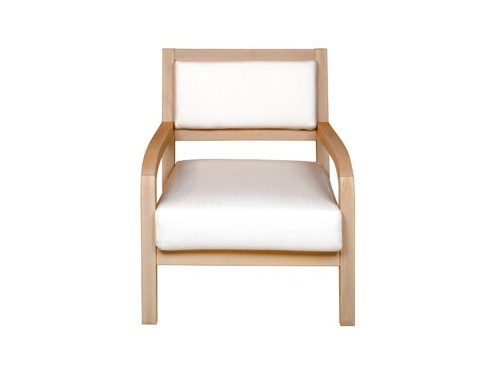 Easy chair with armrests MONACO | Easy chair by Ph Collection