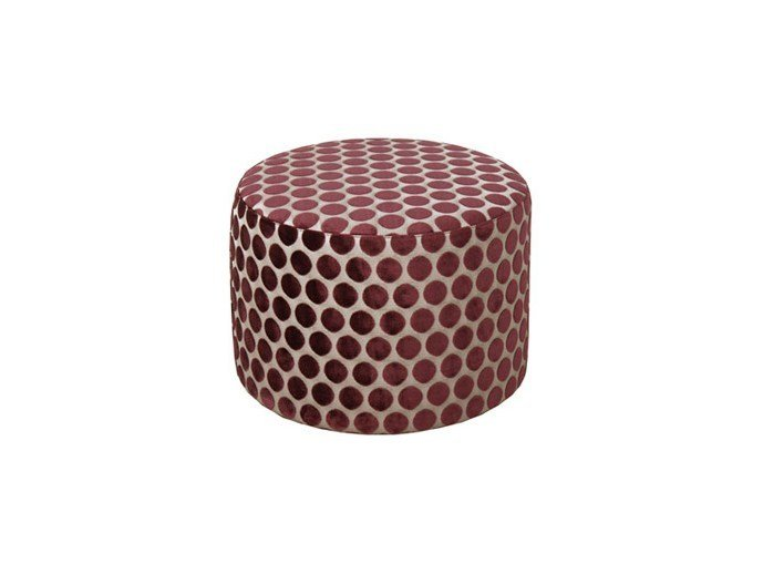 Pouf / footstool ROND | Pouf by Ph Collection