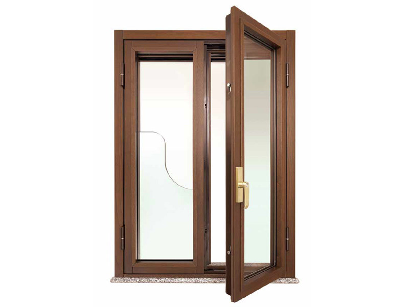 Security window MODULBLOCK BLOCK by Sabatino Liberato
