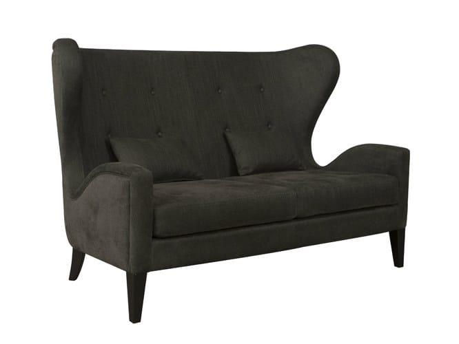 2 seater fabric sofa ENZO 2P by Hamilton Conte Paris