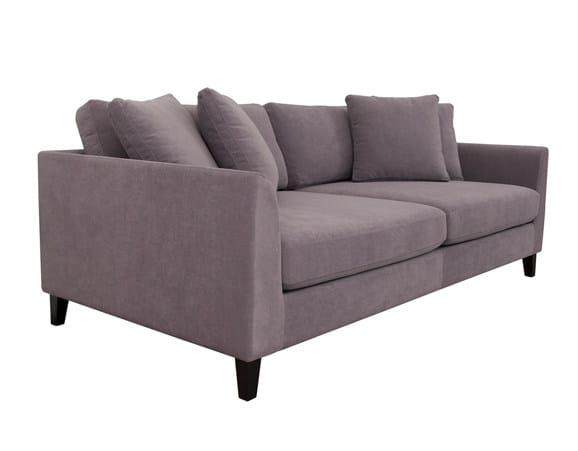 3 seater fabric sofa MADISON by Hamilton Conte Paris