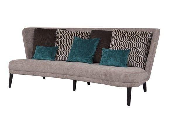 Fabric sofa GABRIEL 3,5P by Hamilton Conte Paris