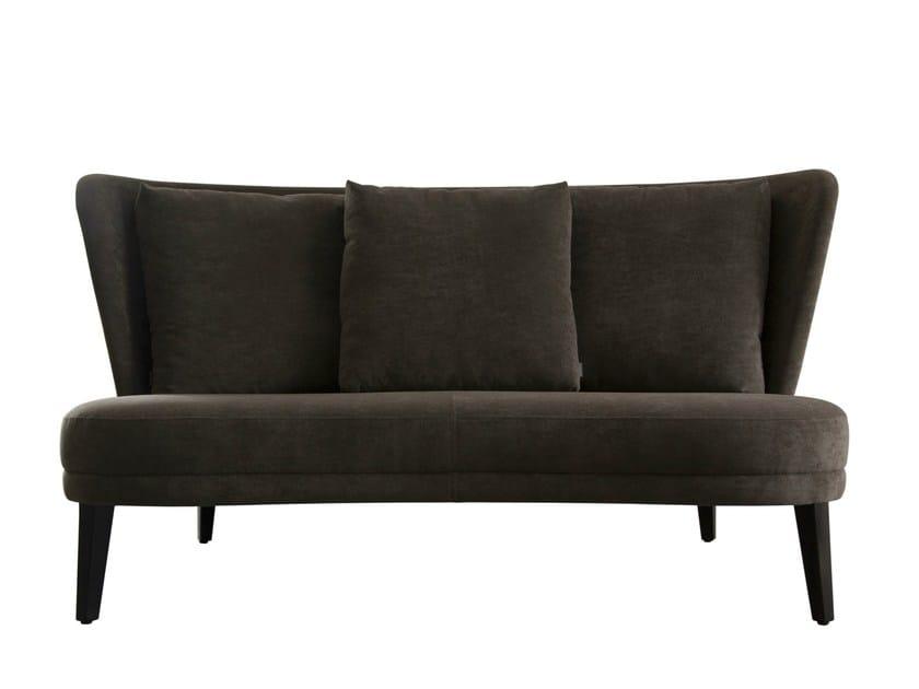 2 seater fabric sofa GABRIEL 2,5P by Hamilton Conte Paris