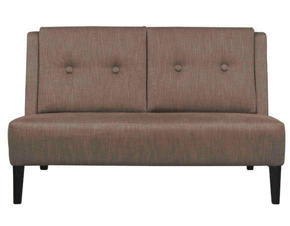 2 seater fabric sofa LAZARO 2P by Hamilton Conte Paris