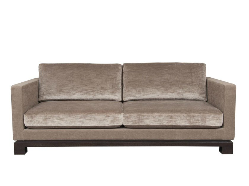 3 seater fabric sofa SOHO by Hamilton Conte Paris