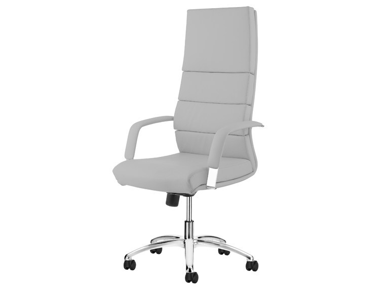 Executive chair with 5-spoke base BODY   Executive chair by SitLand