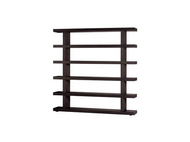 Wood veneer shelving unit ZEN | Shelving unit by Ph Collection
