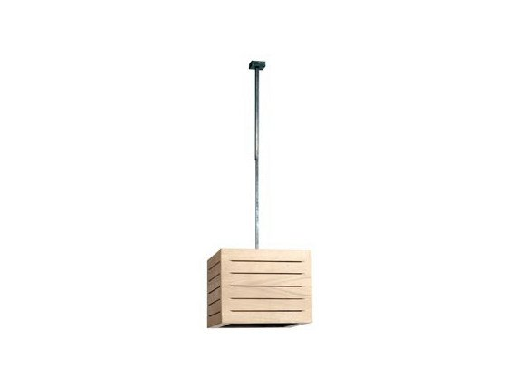 Wooden pendant lamp ZEN | Pendant lamp by Ph Collection