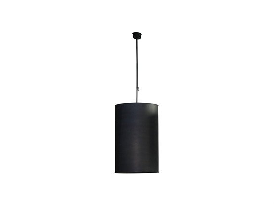 Steel pendant lamp CYLINDRE   Pendant lamp by Ph Collection