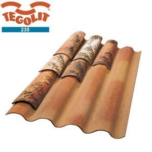 TEGOLIT FLAMMEE 235