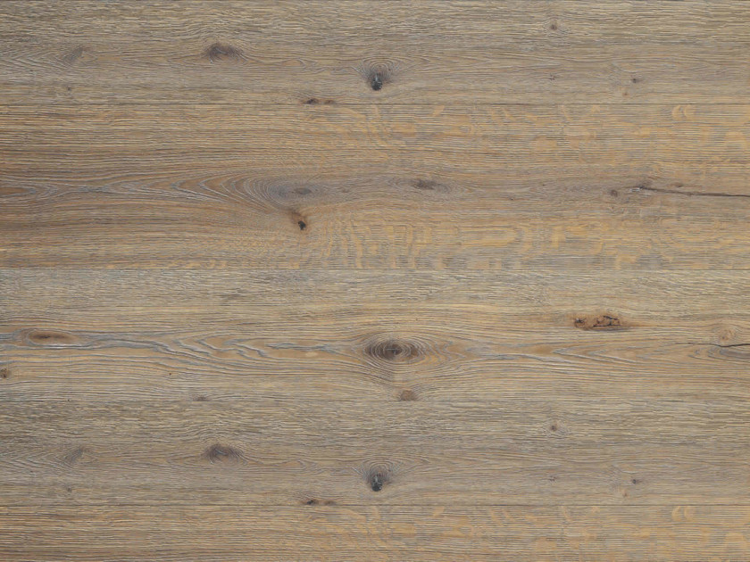 Brushed oak parquet ACQUA MARINA by Lignum Venetia