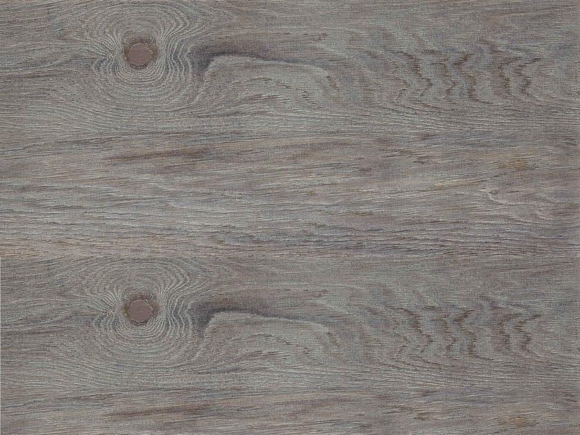 Brushed oak parquet INFINITO by Lignum Venetia
