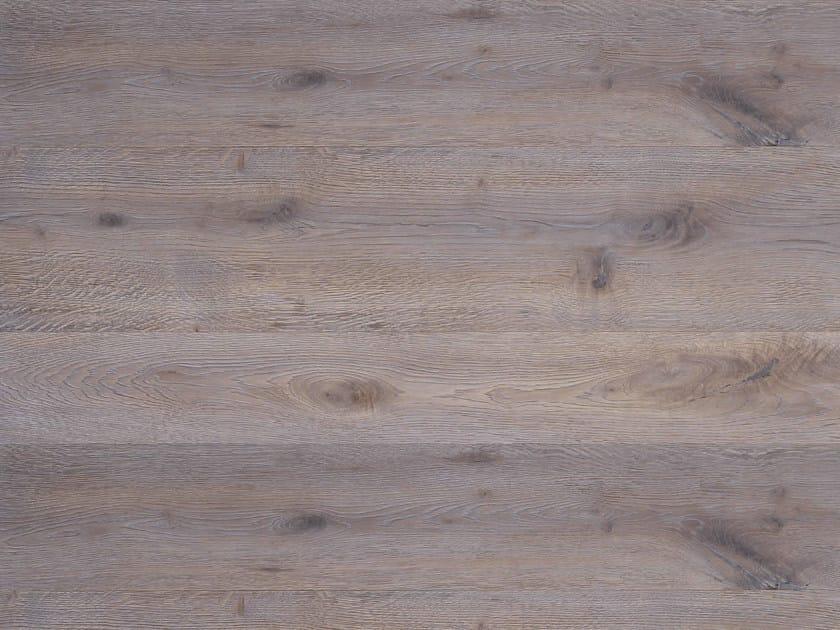Oak parquet NEBBIA by Lignum Venetia