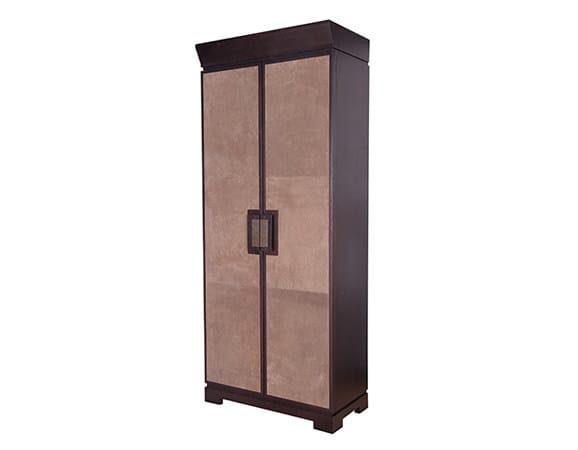 Charmant Suede Highboard With Doors FULLERTON 2 DOOR ARMOIRE | Suede Highboard By  Hamilton Conte Paris