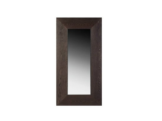 Rectangular wall-mounted framed mirror ELEPHANT | Mirror by Ph Collection