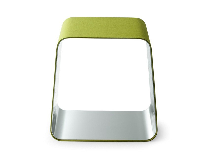Stainless steel stool WGS | Stool by Gallotti&Radice