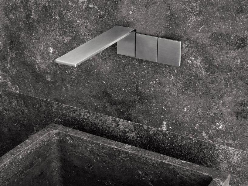 Single handle 1 hole washbasin mixer 5MM | Wall-mounted washbasin mixer by Rubinetterie 3M