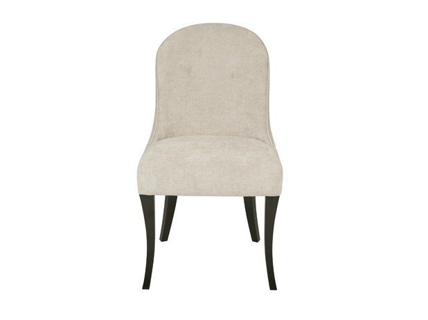 Upholstered fabric chair SOFIA by Hamilton Conte Paris