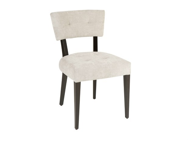 Upholstered fabric chair LEOPOLDO | Chair by Hamilton Conte Paris