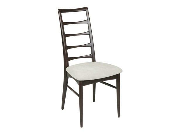 Wooden chair DAGNIA by Hamilton Conte Paris