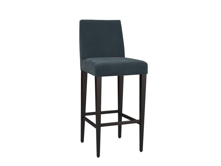 Upholstered fabric chair UMA | Chair by Hamilton Conte Paris