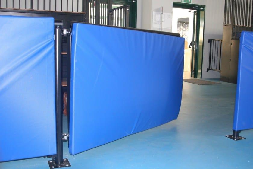 ECO-SOFT | Protezione paracolpi Eco-Soft protezione ringhiera