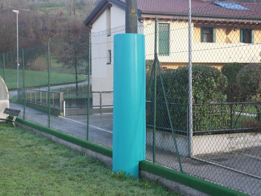 ECO-SOFT | Protezione paracolpi Eco-Soft per pali recinzione