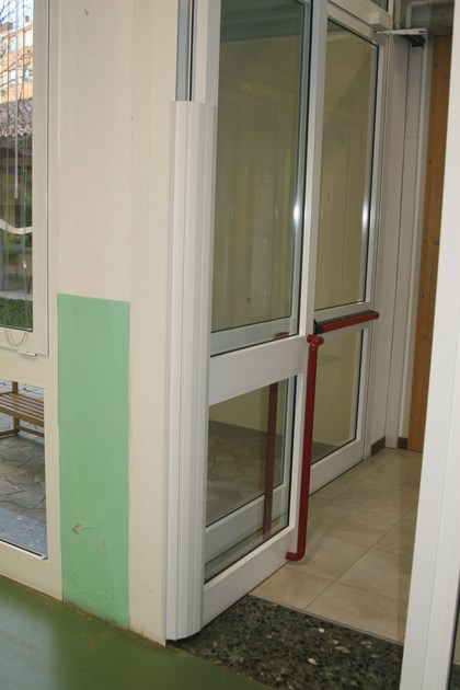 SALVADITA | Protezione paracolpi PSPORTE35B