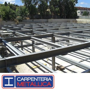 Steel building system Carpenteria Metallica Sicilferro by Sicilferro