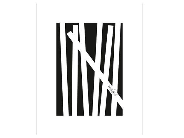 Print on paper GRAPHIC ART Nº6 by Hamilton Conte Paris