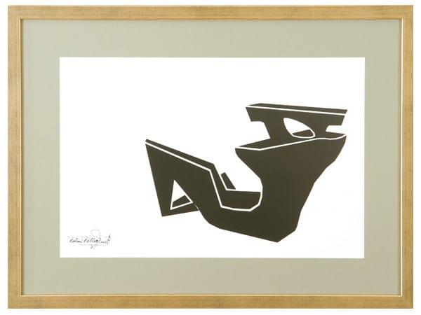Print on paper GRAPHIC ART Nº11 by Hamilton Conte Paris