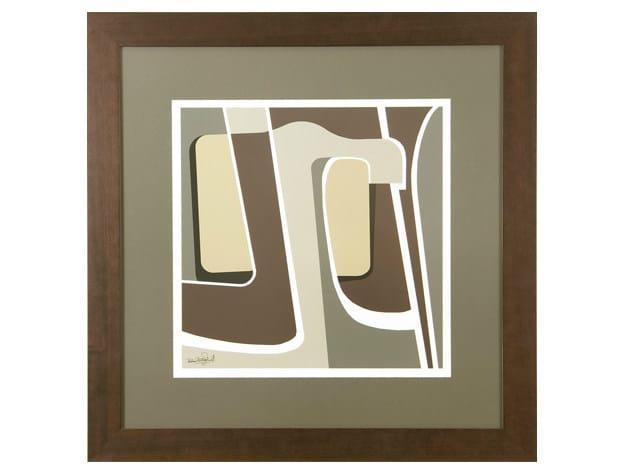 Print on paper GRAPHIC ART Nº1 by Hamilton Conte Paris