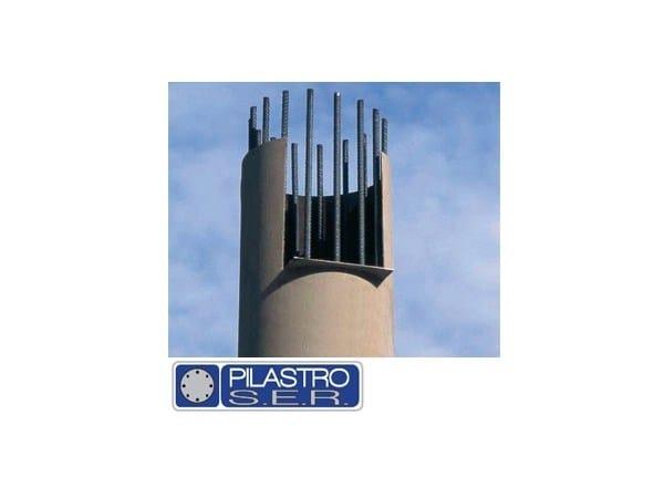Pilastro a struttura mista Pilastro SER by Sicilferro