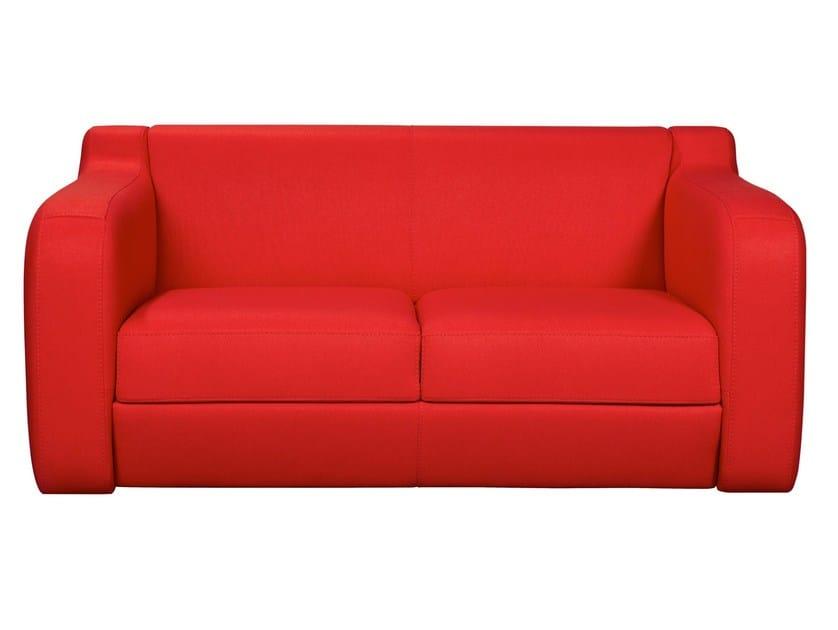 2 seater fabric sofa PORTOBELO by AZEA