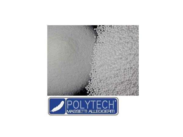 Pre-mix for sound absorption and insulation screed POLYTECH by Sicilferro