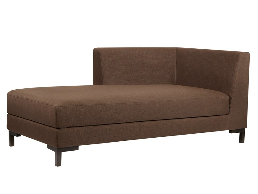 Upholstered fabric day bed COLETTE by AZEA