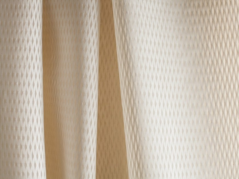 Cotton fabric for curtains ALPHA by Equipo DRT