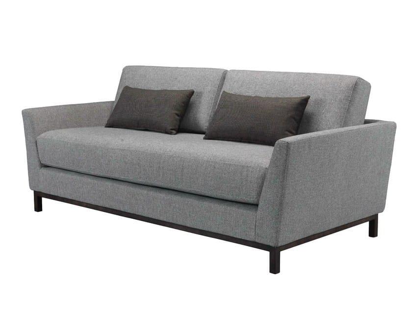 2 seater fabric sofa KRAVITZ by AZEA