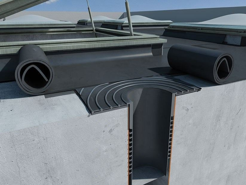 Polymer-bitumen membrane accessories POLYMER-BITUMEN MEMBRANE ACCESSORIES by ETERNO IVICA