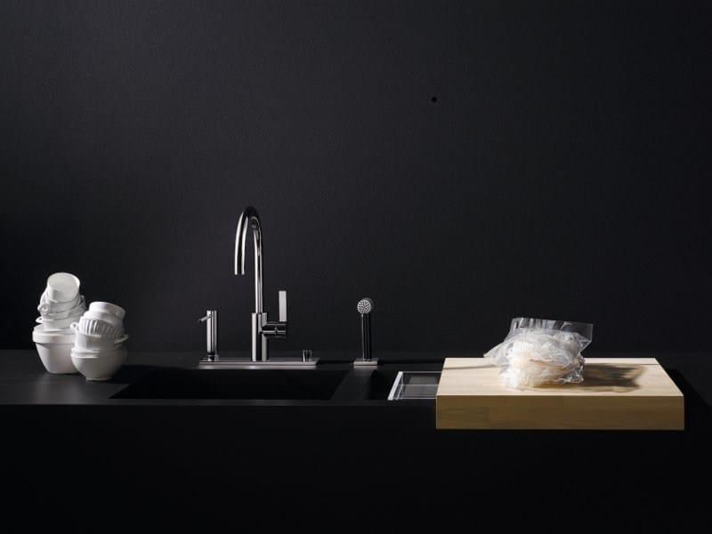 Sink / kitchen tap WATER ZONES by Dornbracht